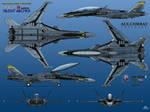 IFX-25S Mark-III Silent Archer Bone Arrow One