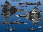 IFX-45R Advance Aquila Scarface One