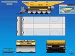 Thunderbird 12 (TB-12) Multi Purpose Bulldozer