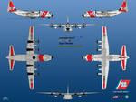 Lockheed Martin HC-130J USCG