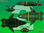 Thunderbird 2 - Heavy Duty Transporter