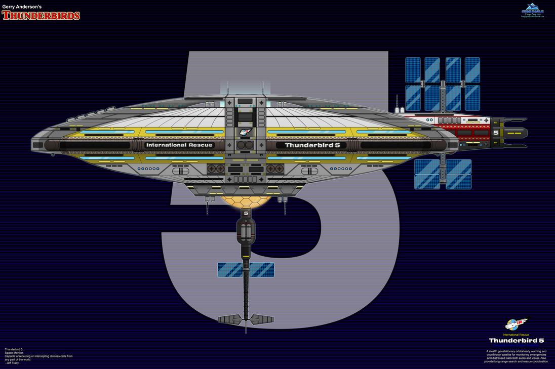 Thunderbird 5 -...