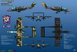 OV-10M+ Scout Bronco - PAF