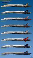 N 4300-350 Archangel - International Airliner