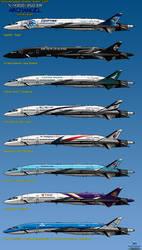 N 4300-350 Archangel - International Airliner 2 by haryopanji