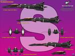 Thunderbird Shadow - Multirole Stealth Aircraft 02
