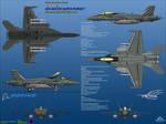 Boeing FA-18I Advanced Super Hornet - Strike Ops