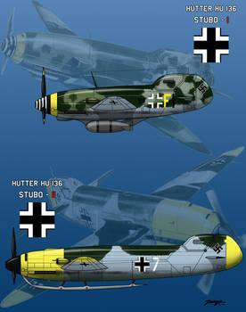 Hutter Hu-136 Stubo I and Stubo II