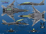 IFX-25S mark-II - UNSC (Comissioned)