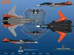 EASA X-02S Strike Wyvern - Mihaly