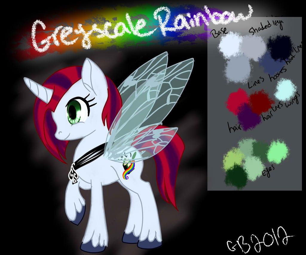Greyscale Rainbow Ref by GreyscaleRainbowXx