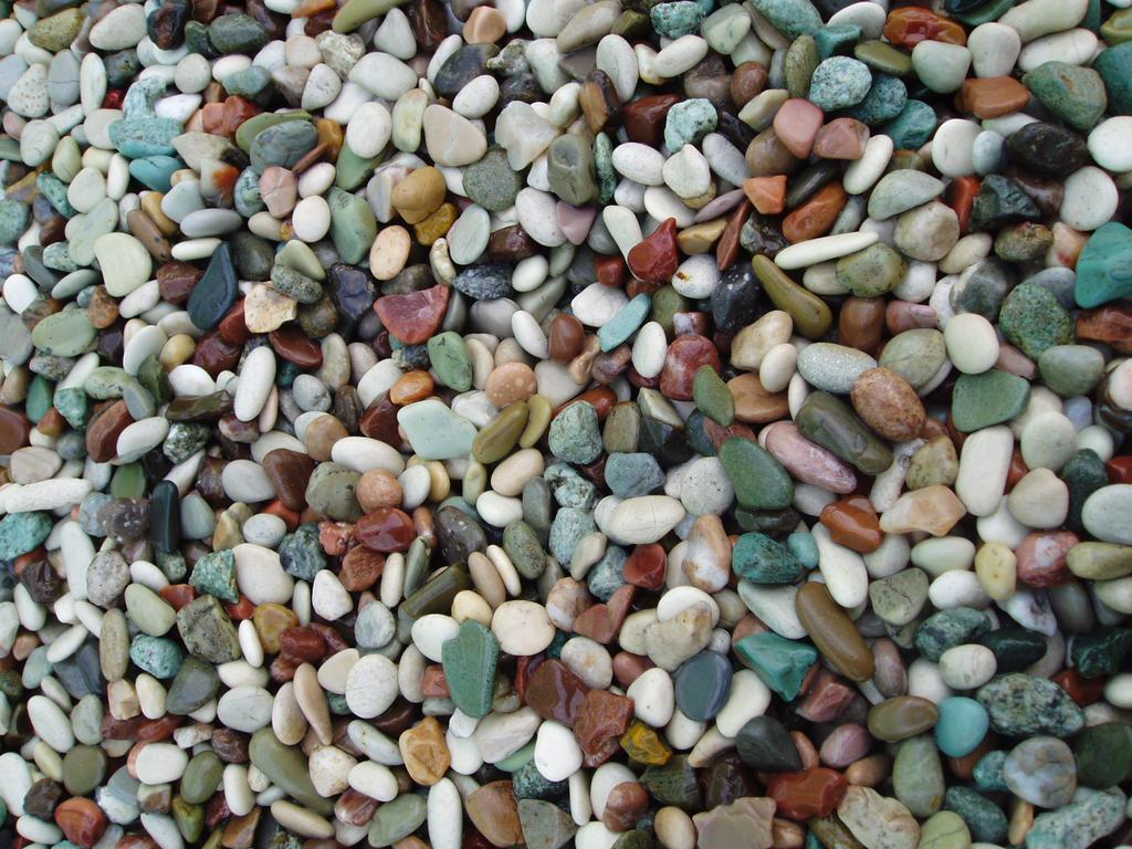 Pebble Stone 80