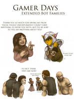Gamer Days - AC: Bot Families by 13blackdragons