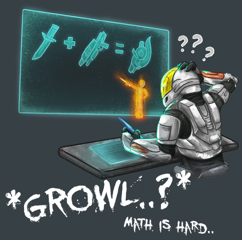 RvB - Math is Hard.. by 13blackdragons