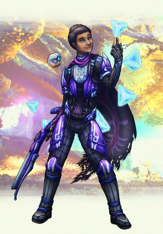 Destiny 2: The Mote Dance Queen
