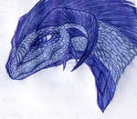 Pen ink- Draggy consept