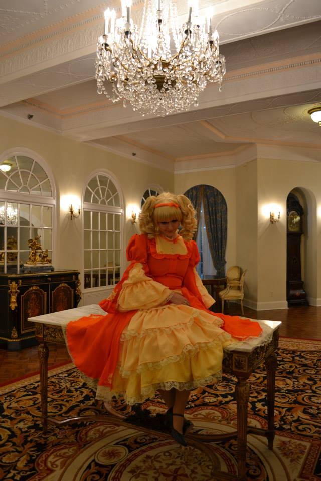 Elegant Little Lady by SunshineAlways