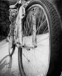 My RISD Bike Drawing