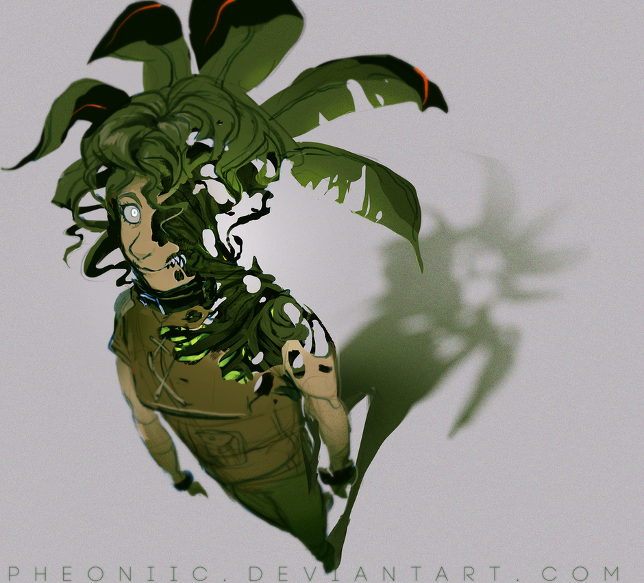 Unnatural Natural by Pheoniic