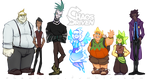Chaos Driven Lineup (OUTDATED)