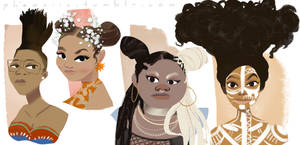 Afropunk Girl Studies