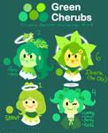 Green Cherub for your Soul!
