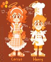 Orange Cherubs!