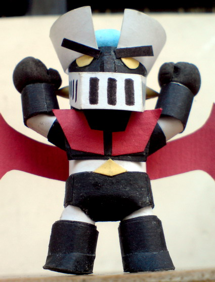 Mazinger Z by PaperBot