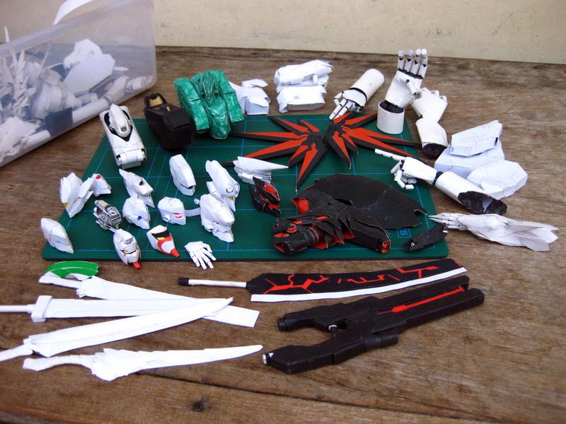 scrap halfway by PaperBot