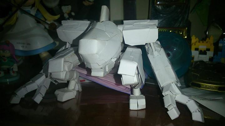 WIP - Still no name unit by PaperBot