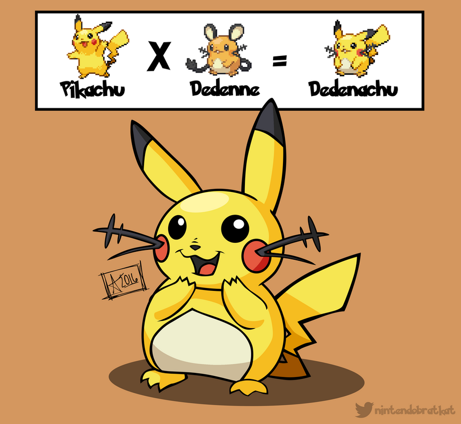 2016: Dedenachu by nintendobratkat
