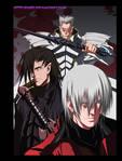 Devil My Cry (DMC) Dante VS Demon Brothers