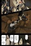 Naruto Shippuden manga 657 Sasuke VS Madara by eikens