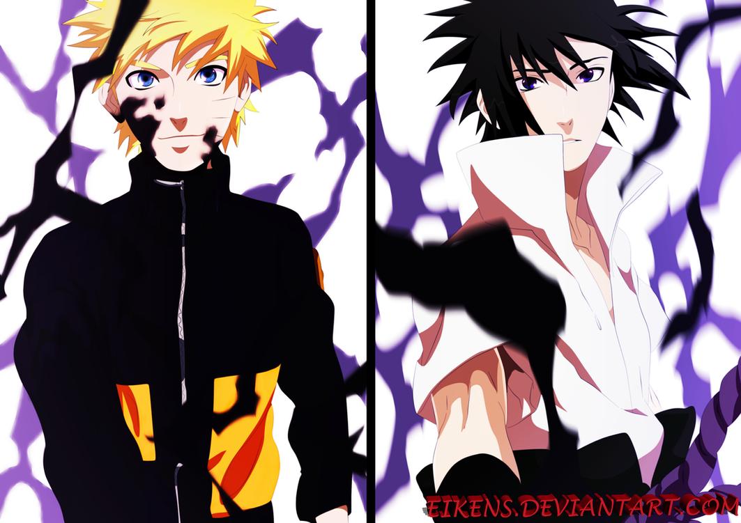 Naruto and sasuke!! consumire tu odio... by eikens