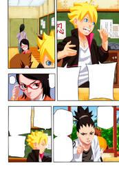 Naruto Pagina 2 manga 700 color by eikens