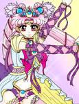 Sailor Cosmic Legend the Easter Egg