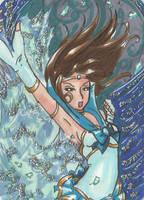 77 - Sailor Aqua by Sir-Frog