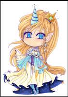 Fluffy Unicorn Princess Adopt ..::Closed::.. by Sir-Frog