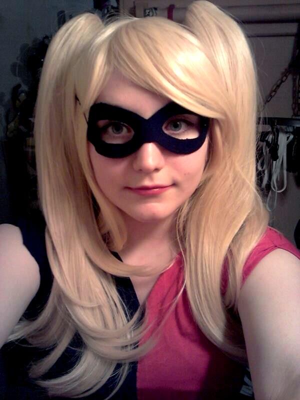 WIP Harley Quinn Cosplay (Batman) by MAJCosplay