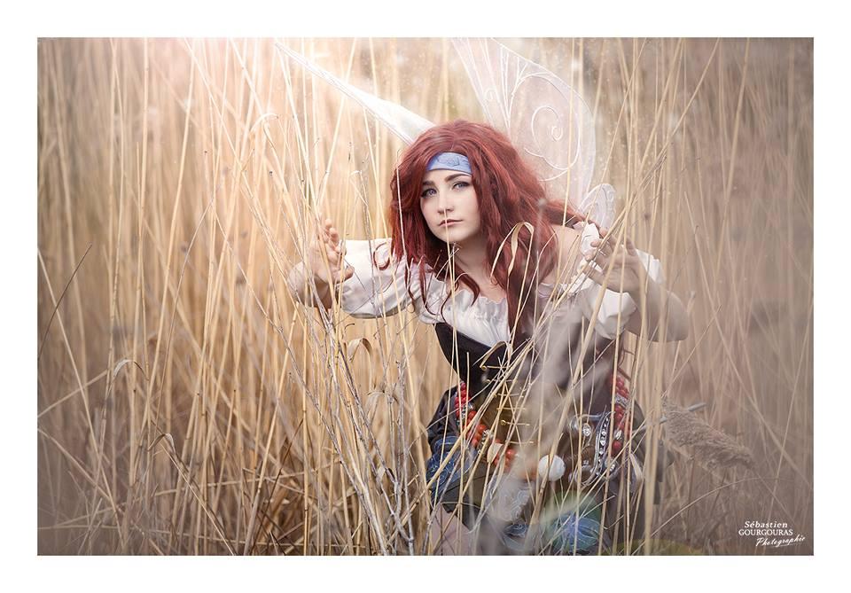 Zarina, the pirate fairy! by MAJCosplay