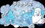 Puddle by StarfishPupMaster