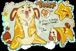 Toast by StarfishPupMaster
