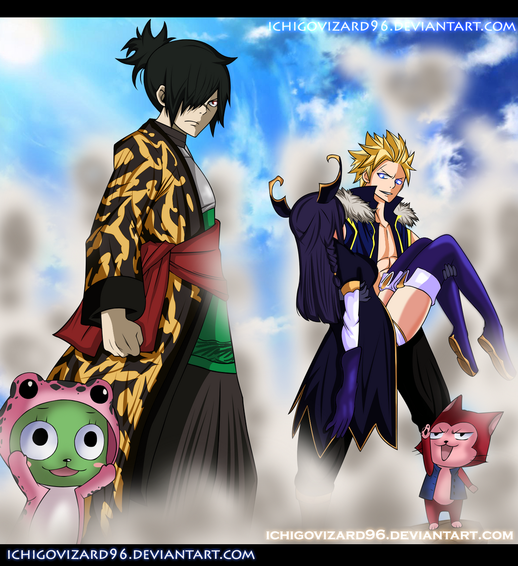 pin fairy tail sabertooth freed justine anime fight on pinterest