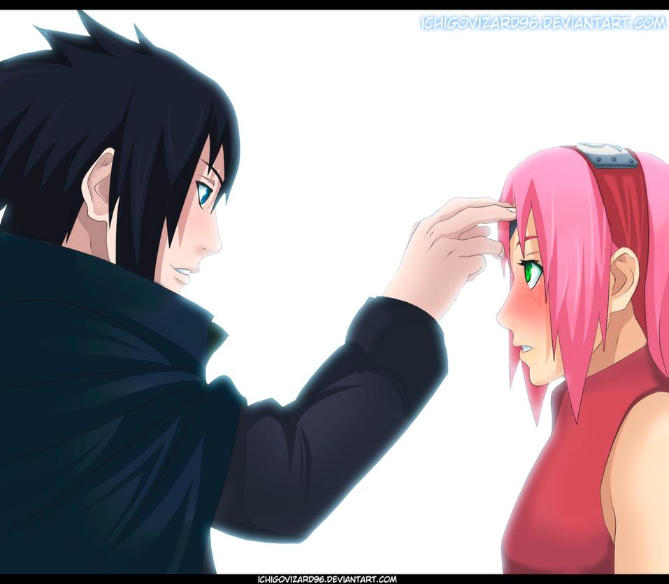 Naruto 699 - Final Sasuke and Sakura (SASUSAKU) by IchigoVizard96 ...