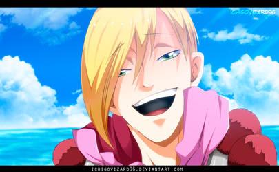 Fairy Tail 481 - Spriggan 12 Neinhart by IchigoVizard96