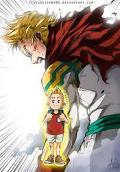 Boku no Hero Academia: Mirio Togata - LEMILLION