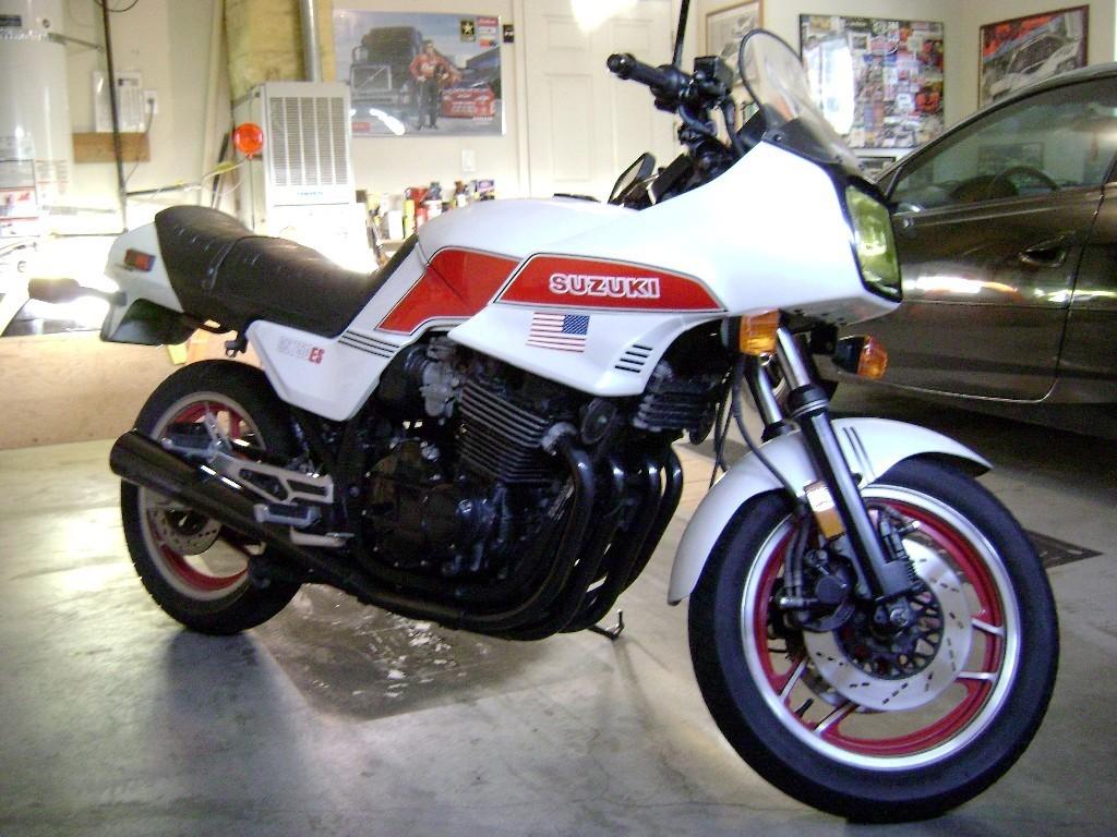 1983 suzuki gs750es by - photo #16