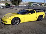 Corvette Z06 C6R Laguna Seca