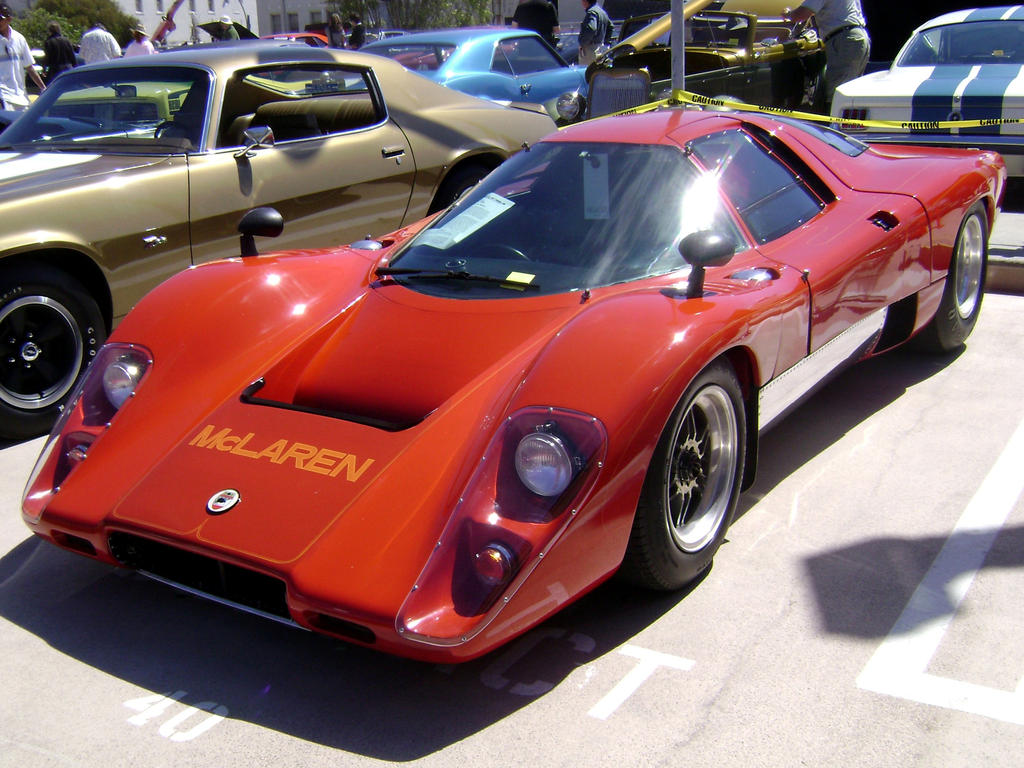 McLaren old school 1967 Trojan M6/GT by Partywave on DeviantArt