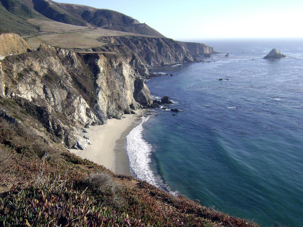 Big Sur PCH Pacific Ocean view by Partywave on DeviantArt